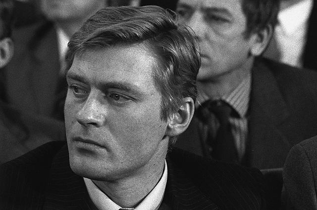 Борис Щербаков, 1985 год