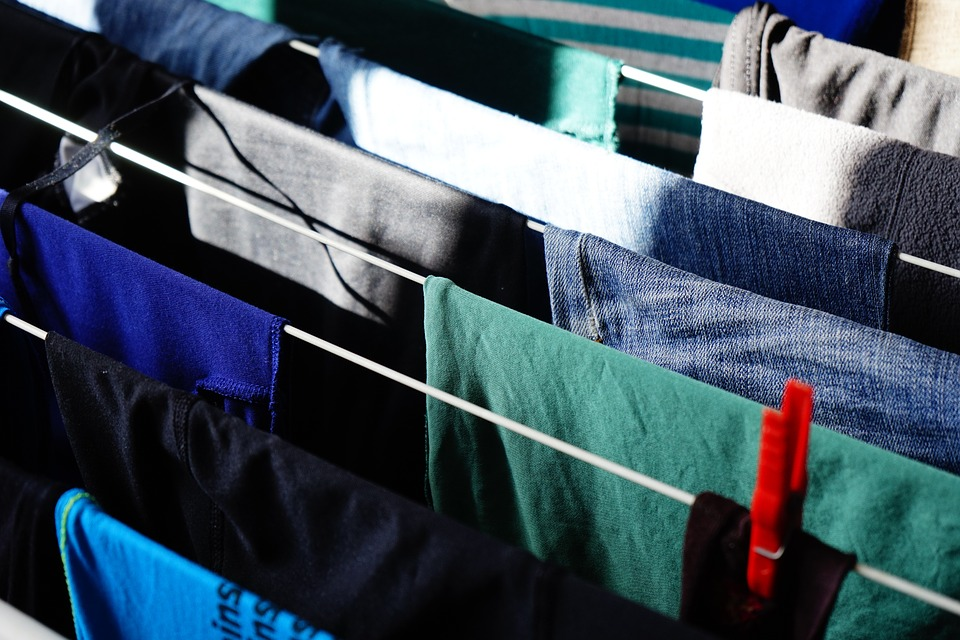 Подарите своим вещам запах чистоты и свежести.