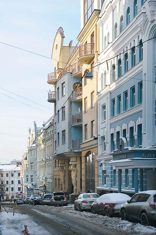 Последний переулок