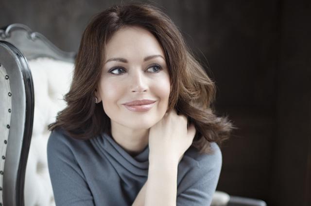 Ирина Безрукова.