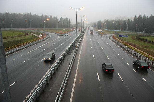 Открытие реконструированного участка автомобильной дороги М-3 «Украина».