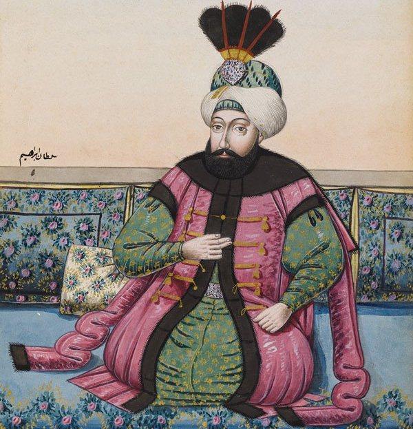 Султан Ибрагим I.