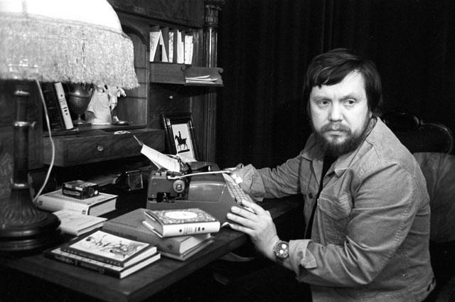 Сергей Соловьев. 1978 г.