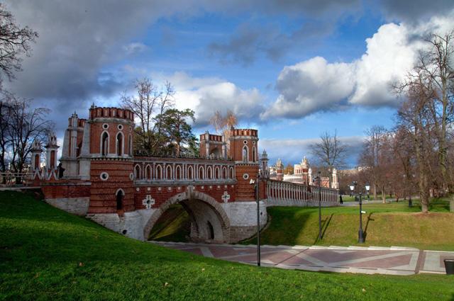 Парк Царицыно