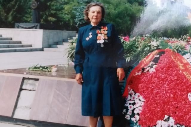 Мария Петровна ушла на фронт в 18 лет.