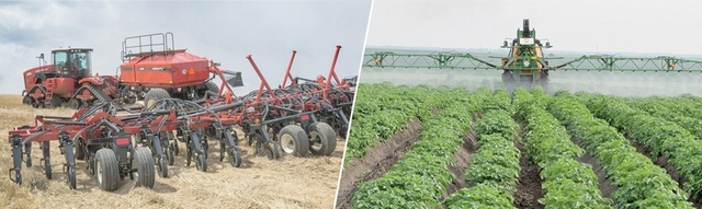 Техника с бортовыми комплексами, без которых сегодня трудно представить точное земледелие, существенно упростила местным аграриям жизнь.