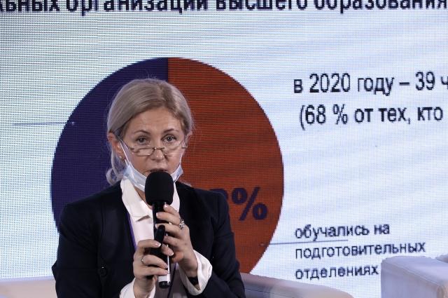 Ирина Меркуль, эксперт, модератор (Москва)