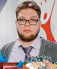 Учитель года 2021 Роман Григоренко.