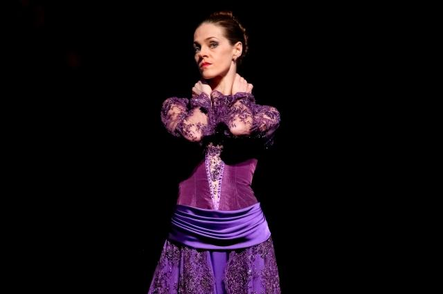 Анна Борисовна считает, что балет - её призвание.