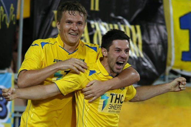Футболка ФК Ростов стоит в среднем 2 000 рублей