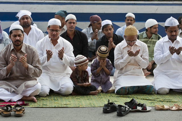 Мусульмане, хадж