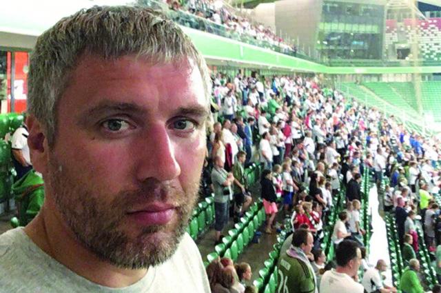 Михаил Губич, директор и тренер «Тотем».