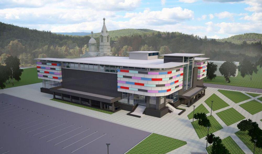 Завершается разработка проектной документации по торгово–развлекательному центру, который в недалёком будущем построят в центре Карабаша.