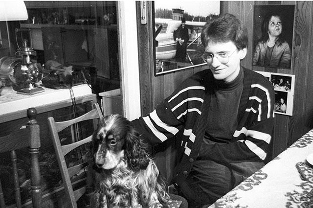 Маттиас Руст, 1989 год.