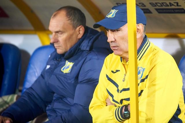 Вместе с туркменским специалистом из Ростов-на-Дону в Казань переедет весь тренерский штаб.