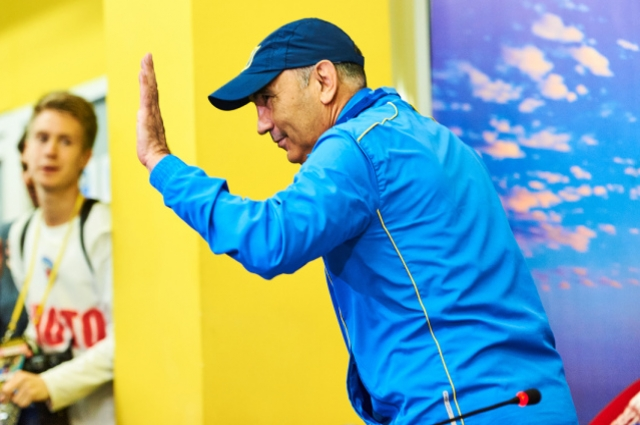 После двух лет успешной работы на Дону Бердыев покинул ФК «Ростов».
