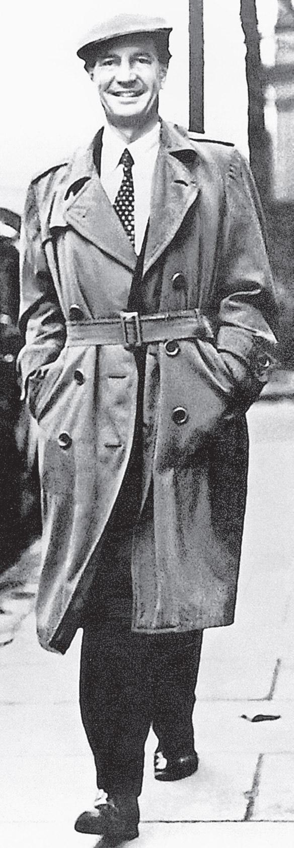 Это фото Кима Р. Пухова считает лучшим (Англия, 50-е годы).