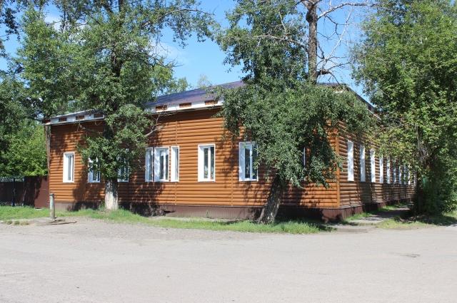 Музей в Киренском районе.