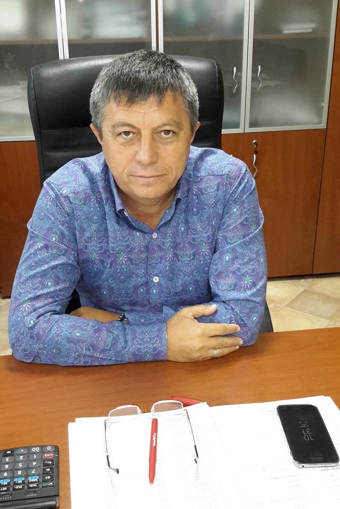 директор ООО «Мелиоратор» Валерий Кравцов