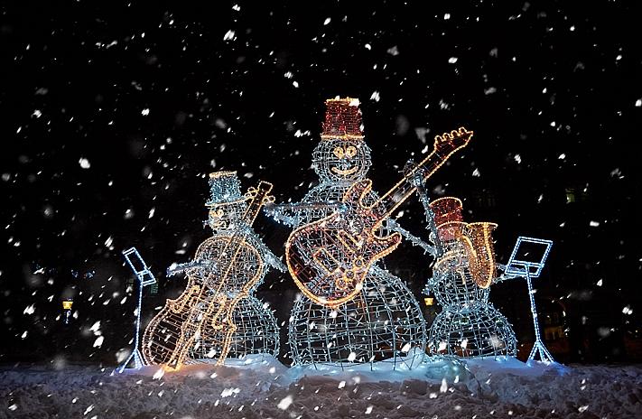 Концерт «Рождество в стиле джаза»