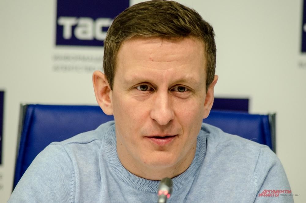 Иван Алыпов готовится к массовому забегу «Лыжня России - 2018».