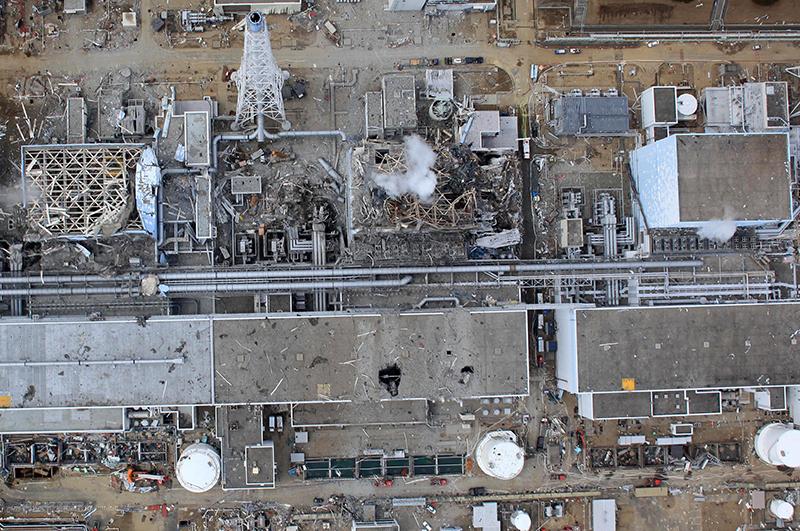 Последствия аварии на АЭС Фукусима-1