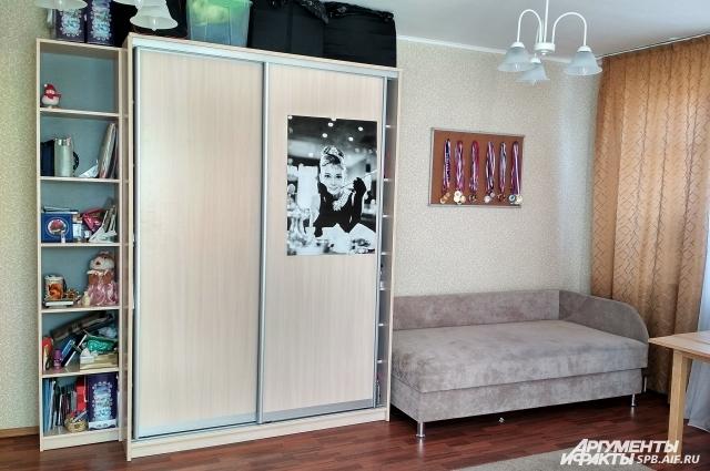 Помещения приюта переоборудовали в четырехкомнатную квартиру.