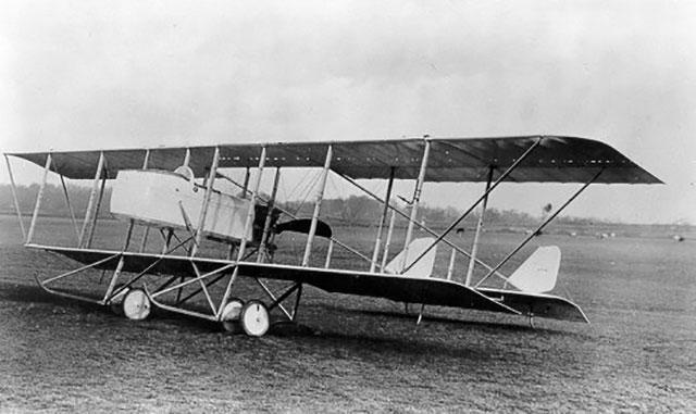 Самолёт Farman MF.11.