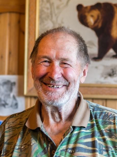 Основатель биостанции «Чистый лес» Валентин Пажетнов