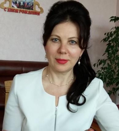 Ольга Борисовна Абросимова - руководитель краевого Центра развития семьи.