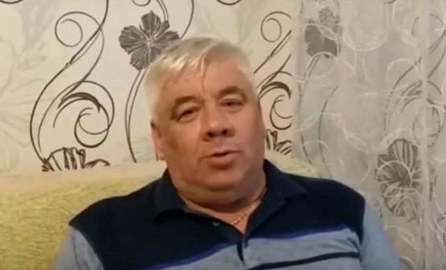 Потерпевший Александр Исюк.