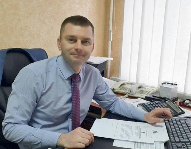 Заместитель директора департамента Максим Гришков