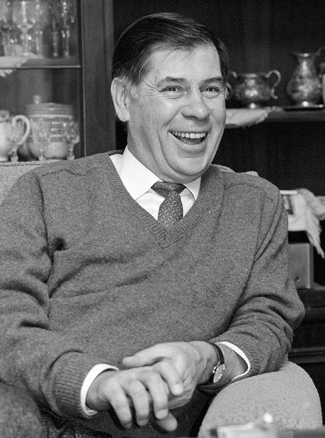 Леонид Шебаршин.
