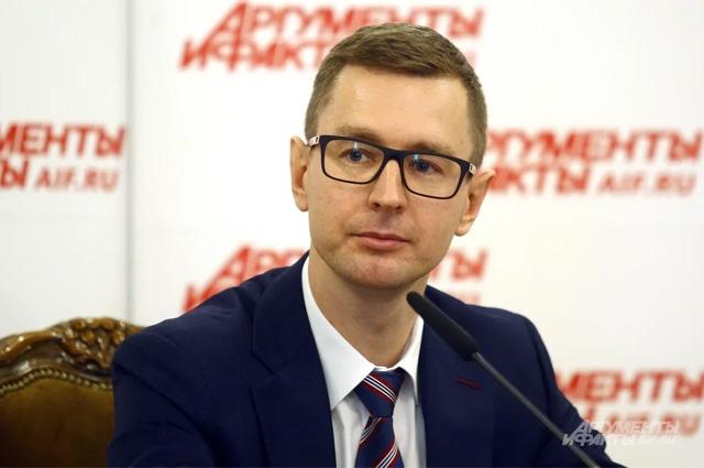 Владимир Бирюков.