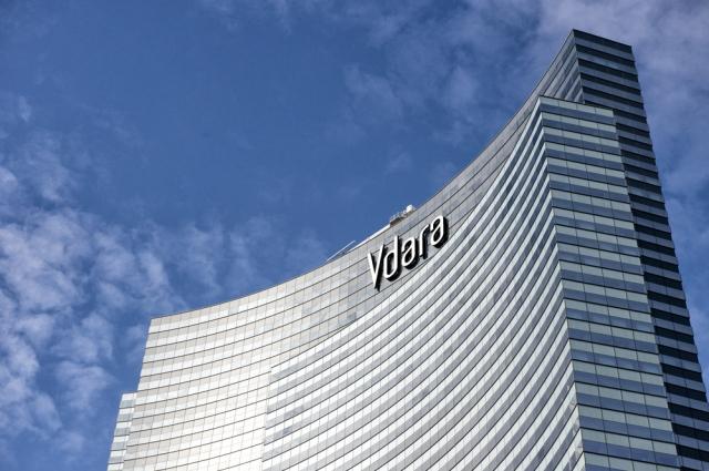 Отель Vdara в Лас-Вегасе.