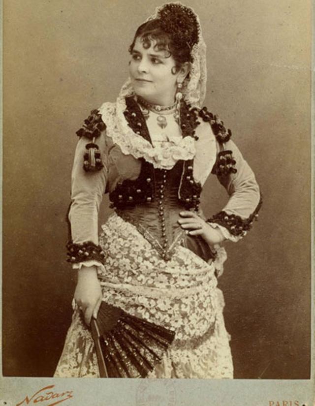 Галли-Марье первая исполнительница партии Кармен