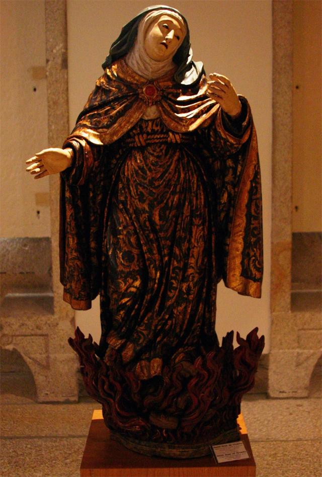 Святая Роза из Витербо