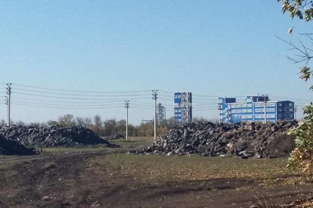 1 миллиард рублей вложат в переработку мусора.