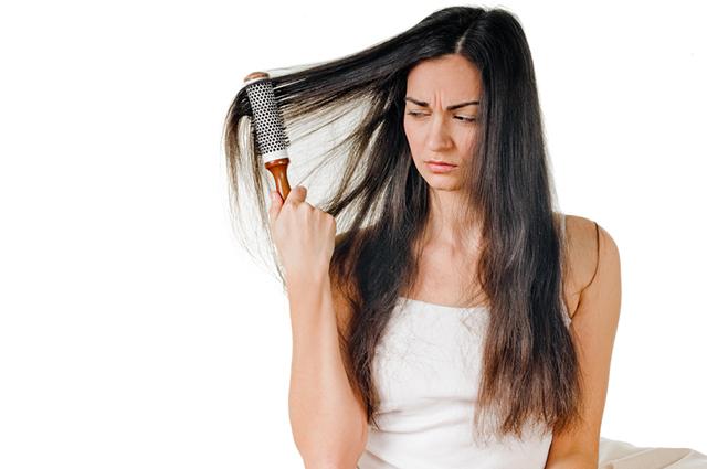 Волосы, расческа