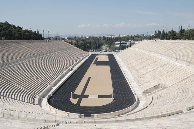 Стадион «Панатинаикос». Наши дни.