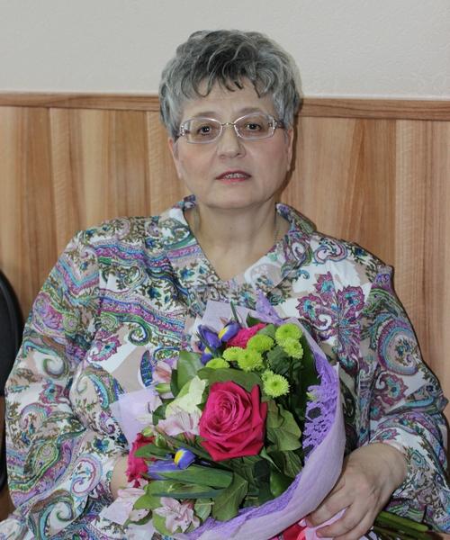 Галина Карпачёва.