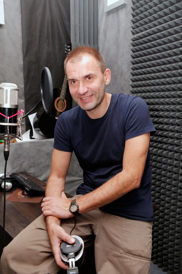 Андрей Новокрещенов.
