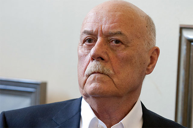Кинорежиссер Станислав Говорухин.