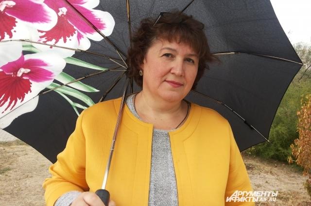 Рита Недопекина добивается признания своего жилья в Чертково.
