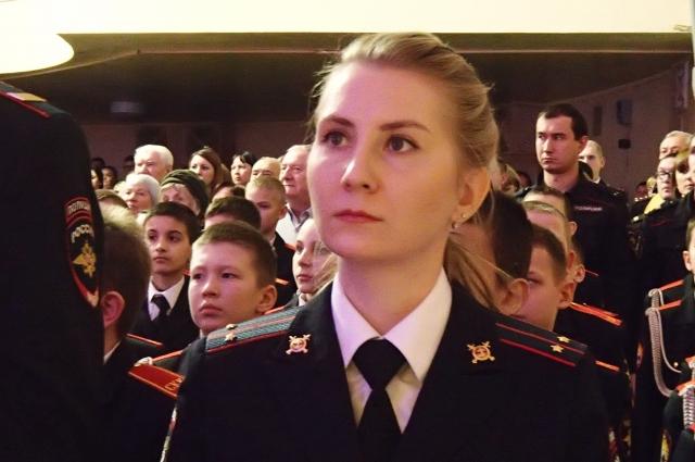 Отличившиеся на службе самарские полицейские получили награды.