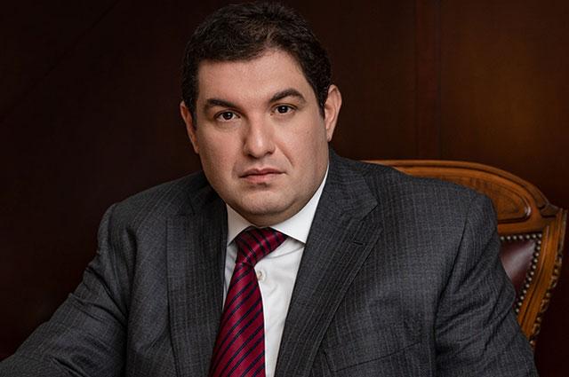 Предприниматель Денис Петрович Кацыв