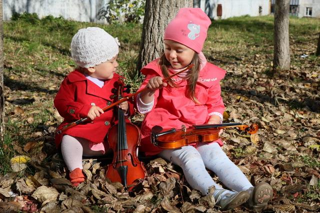 Дети, которые окончили музыкальную школу, несколько отличаются от других.