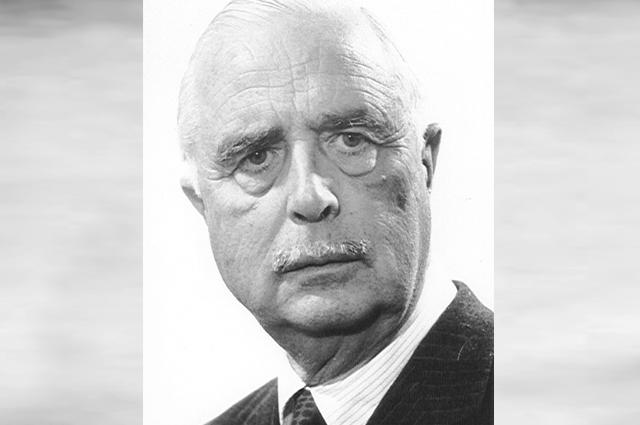 Карл Якоб Буркхардт.