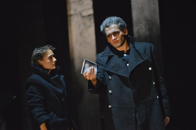 Актёр задействован во многих постановках театра.