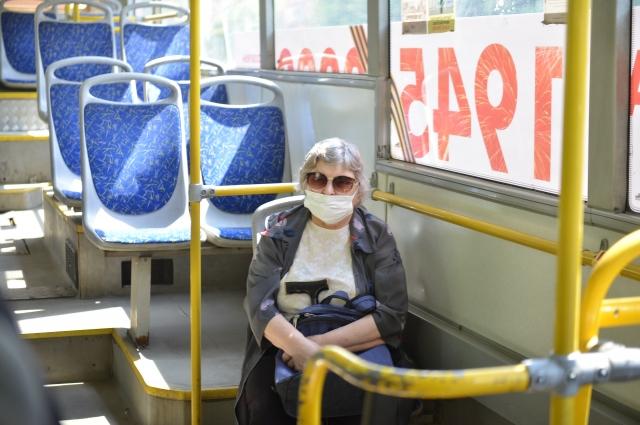 Рейды в пассажирском транспорте проходят регулярно.